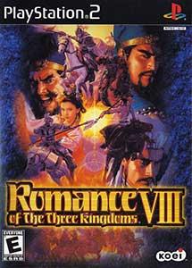 Romance of the Three Kingdoms VIII PS2 ISO Ntsc-Pal