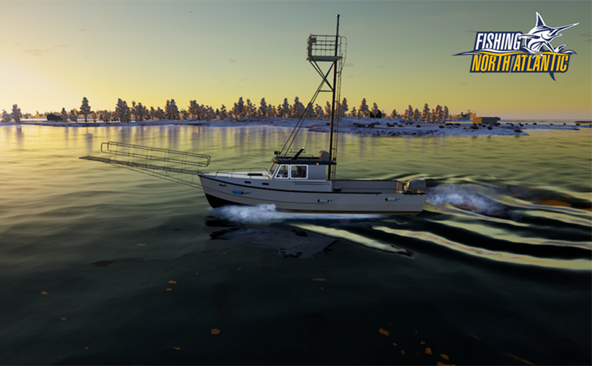 Reel in the Holidays with Special Christmas Update for Fishing: North Atlantic