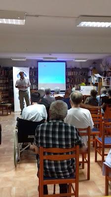 Digitális Jólét előadás a Támasz Nyugdíjasházban
