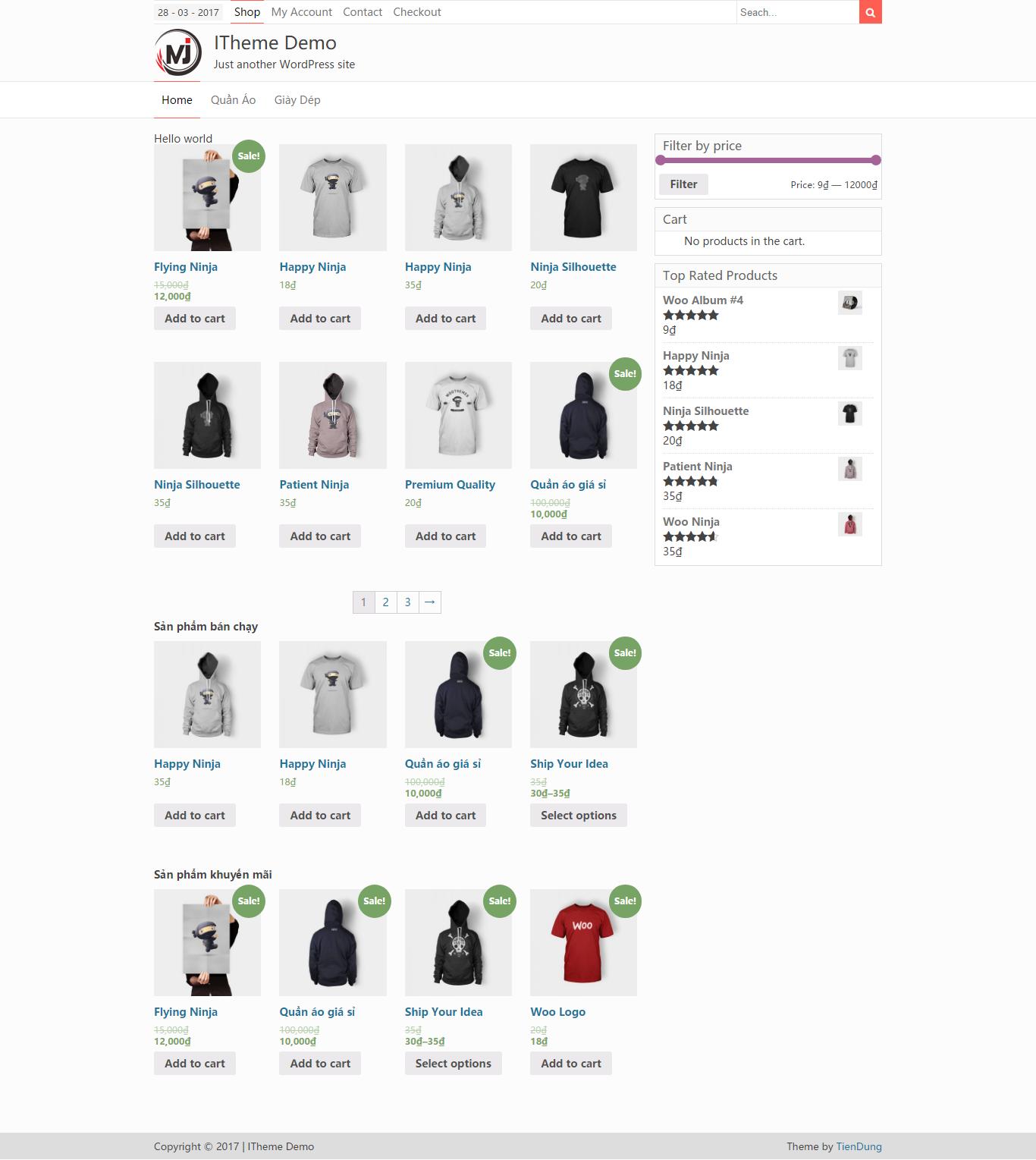 website báng hàng