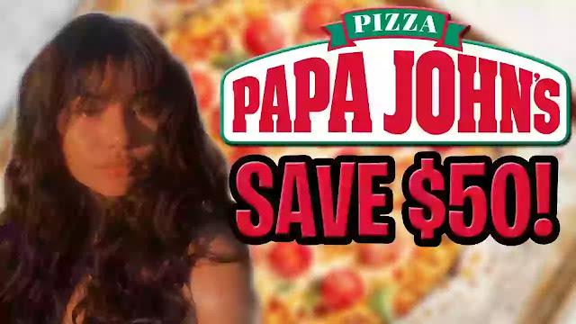 50$ Free Papa John's Coupons & Promo Codes June 2020