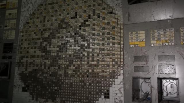 Τσερνόμπιλ: Σπάνιο βίντεο από το εσωτερικό του φονικού αντιδραστήρα της έκρηξης του 1986