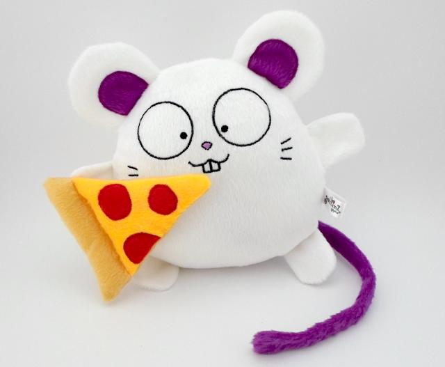 Este lindo Ratoncito no te asustará, guyuminos ratón de peluche