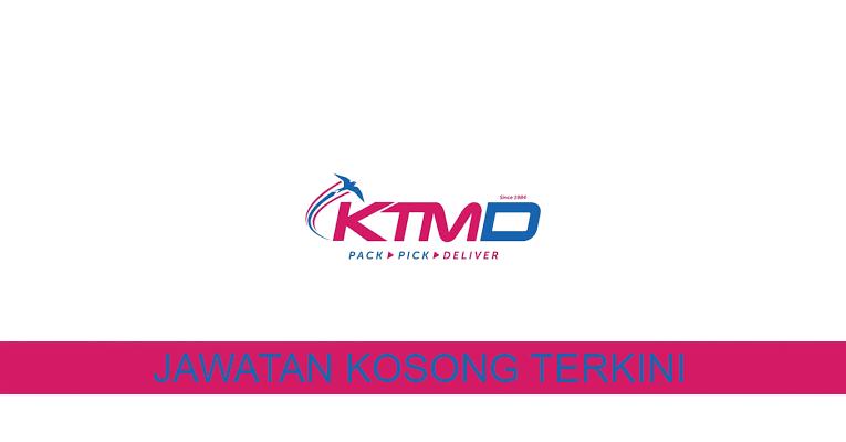 Kekosongan Terkini di KTM Distribution Sdn Bhd