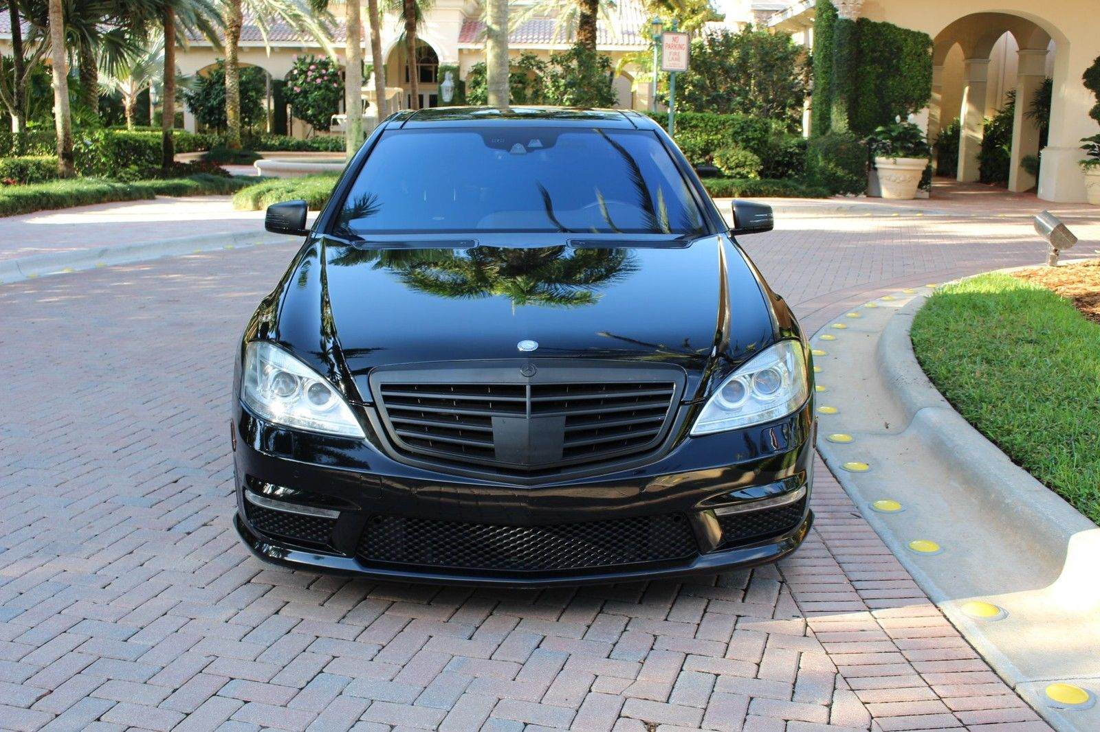 2010 mercedes benz w221 s63 amg on r22 wheels benztuning. Black Bedroom Furniture Sets. Home Design Ideas