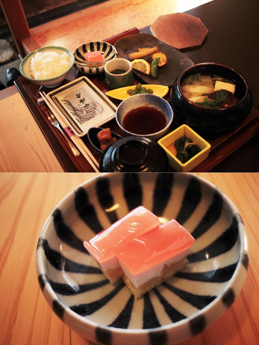 SHIBAZAKURA restaurant food tokyo prince hotel