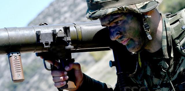 Επιτακτική η ενίσχυση της Ελλάδας με οπλικά συστήματα, πυρομαχικά και στρατιώτες