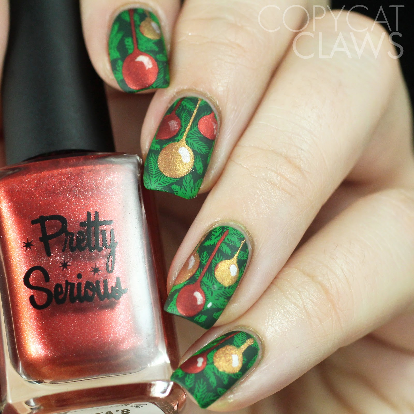 Copycat Claws: 26 Great Nail Art Ideas - Christmas Childhood