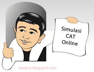 Mau Daftar CPNS? Coba Dulu Simulasi CAT BKN