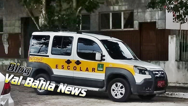 Fiat Doblò vindo de Salvador com passageiros de Várzea da Roça é abordada