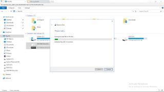 Cara Memasukkan Data di CD/DVD di Windows 10 Tanpa Software - Burning Disk