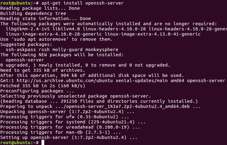 Multiple Ways to Secure SSH Port 2 – 1