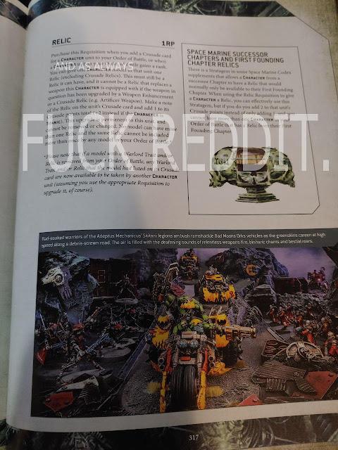 Cruzada Warhammer 40,000