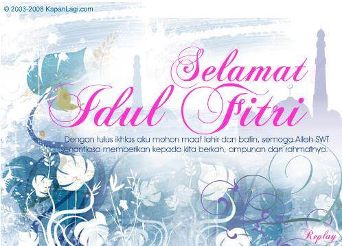 Wallpaper Persib 3d Syah Agha Chilmy Khan Selamat Hari Raya Idul Fitri 1432 H