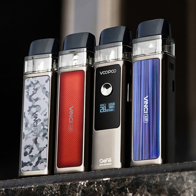 VOOPOO VINCI AIR Pod Kit - Compact and Powerful!