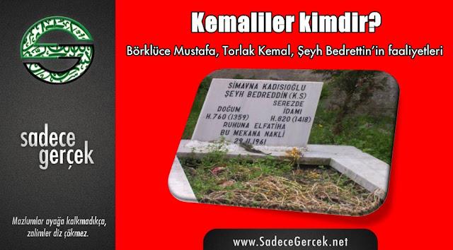 Börklüce Mustafa, Torlak Kemal ve Şeyh Bedreddin'in faaliyetleri