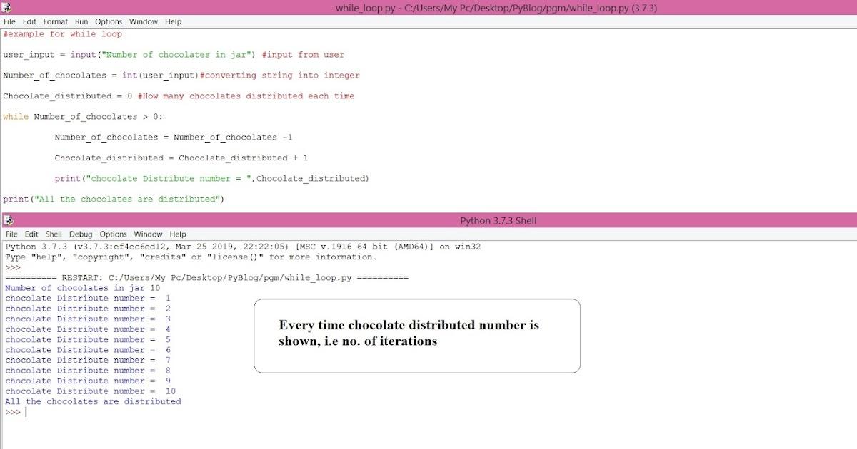 Python Loop