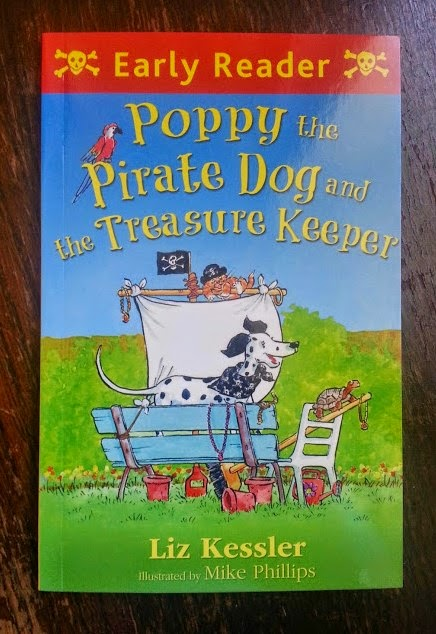 Poppy The Pirate Dog And The Treasure Keeper - Early Reader from Orion Books