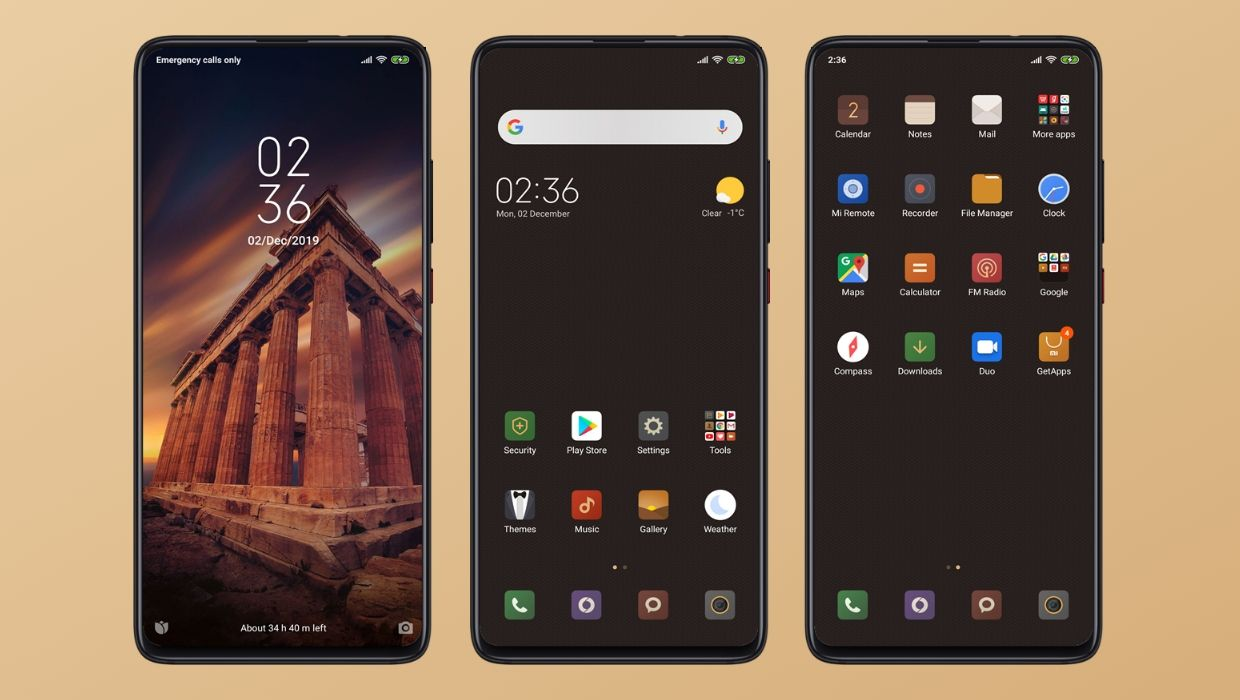 High Life Official MIUI Theme for MIUI 11