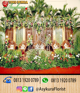 Dekorasi Rangkaian Bunga Toko Bunga Bekasi