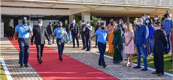 Embaixadas: DF recebe Circuito de Ciclismo de Amizade Índia-Brasil