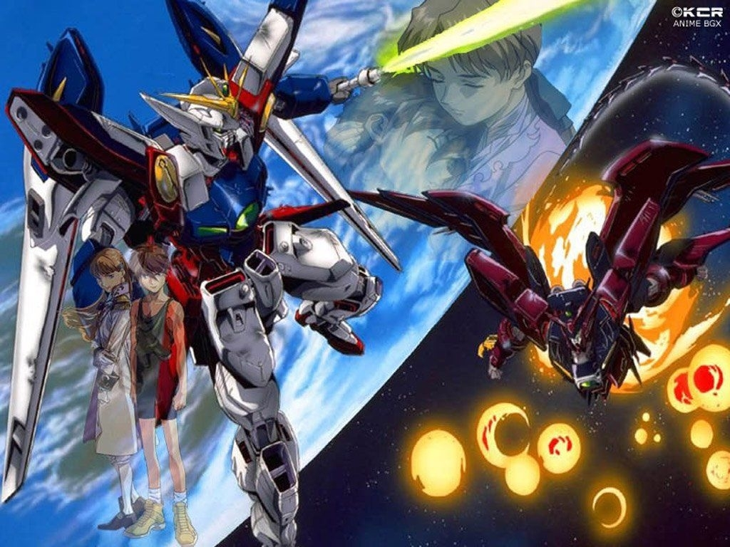 Just Walls: Gundam Wallpaper