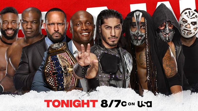 WWE RAW Season Premiere Results - October 19, 2020