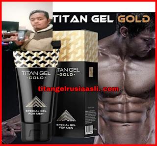 beli titan gel gold asli di kota bandung