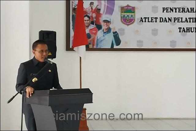 Bupati Targetkan Porda XIV 2022 di Tasikmalaya Raih 10 Besar