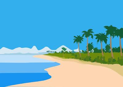 Lampung Tourism-5 Popular Beach Destinations In Lampung , Indonesia