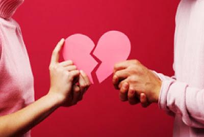 Inilah Respon Yang Terjadi Pada Tubuh Ketika Anda Putus Cinta