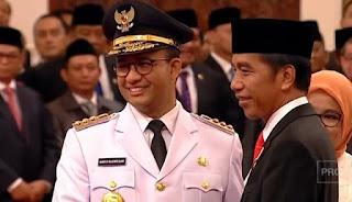 Hadang Langkah Anies di Pilpres 2024, Kubu Pro-Jokowi Munculkan Tokoh Tandingan