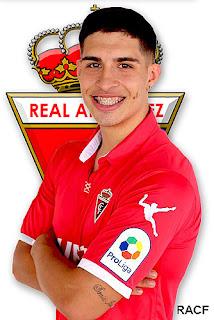Brayan Mejía Real Aranjuez Fútbol