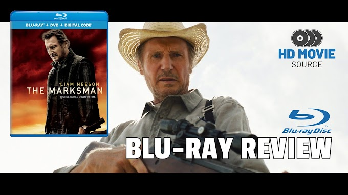 The Marksman (2020) Blu-ray Review: The Basics