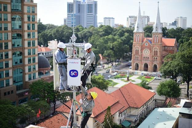 MobiFone đã sẵn sàng thử nghiệm cung cấp dịch vụ 5G tại TP. Hồ Chí Minh vào tháng 12/2020