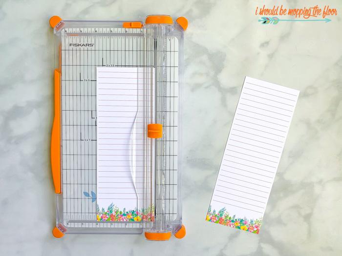 Fiskars Paper Cutter