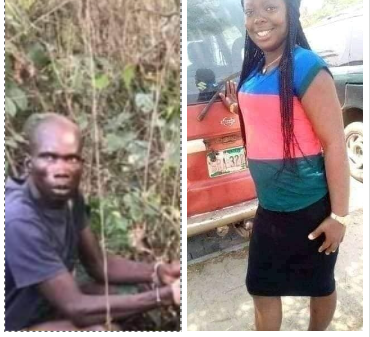 Man Murdered his girlfriend for texting another man in Delta state