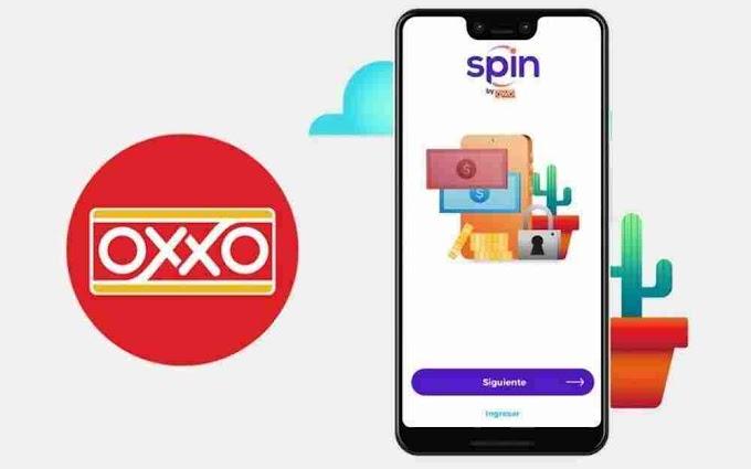⇒ Oxxo【 Tarjeta Fisica y Virtual 】Spin Como Solicitarla Facil y Rapi