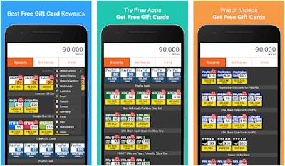 Aplikasi appnana rewards