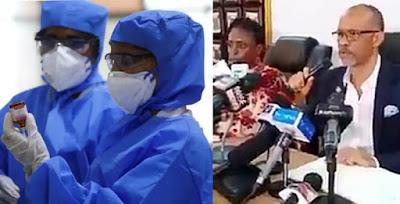 BREAKING:{VIDEO} Over 1300 Coronavirus Suspects Under Watch In Lagos-Prof Akin Abayomi disclosed