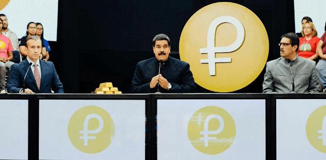 """El """"petro"""" de Maduro es una estafa, ratifican evaluadoras de criptomonedas"""