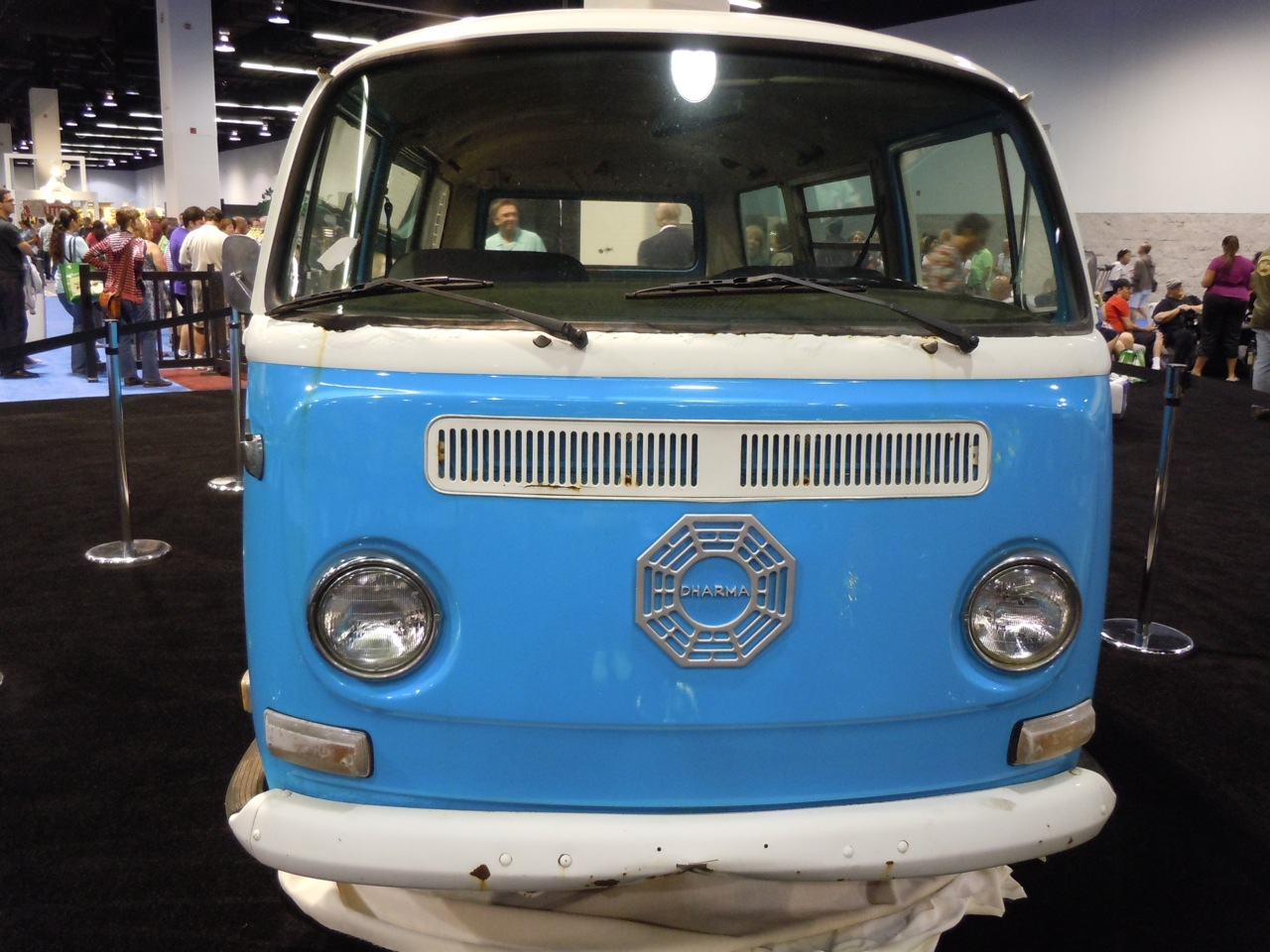 Hollywood Movie Costumes And Props Dharma Initiative Vw