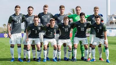 Guinea vs Germany U17 Live Streaming
