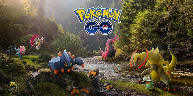 Pokémon Go Evolução por Troca