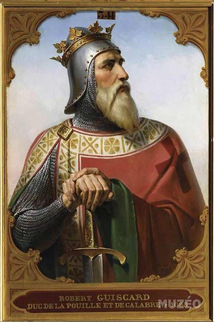 Robert Guiscard Byzantium.filminspector.com