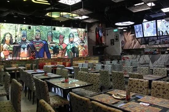 DC Super Heroes Takashimaya, Singapore