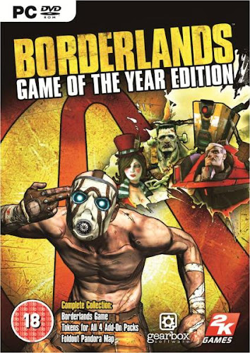 Borderlands Game of the Year Edition (2011) PC Full Español