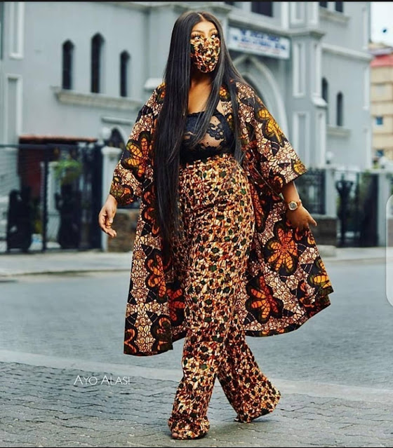 Beautiful Ankara Style Inspiration Stunning And Elegant