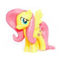 My Little Pony Chocolate Ball Figure Wave 2 Fluttershy Figure by Chupa Chups