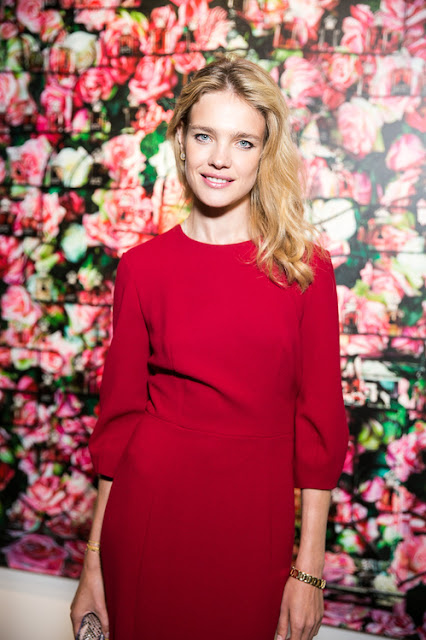 Cool Chic Style Fashion: Natalia Vodianova